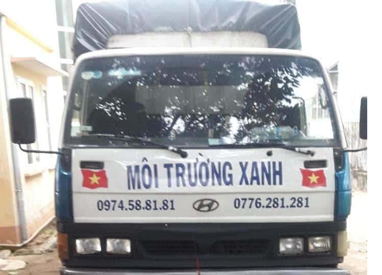 Hút hầm cầu huyện Chư Pưh