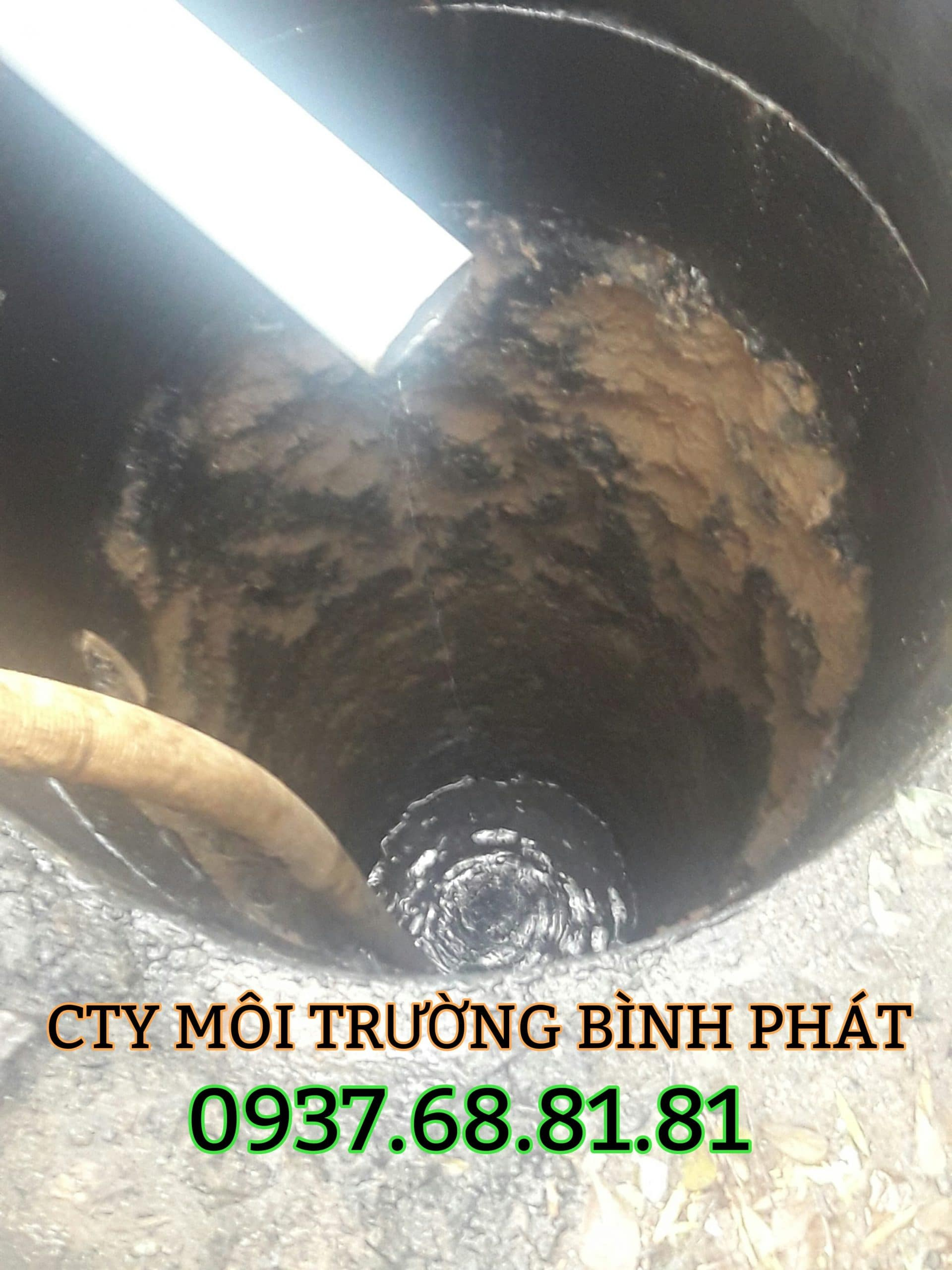 hút hầm cầu huyện Chư Sê