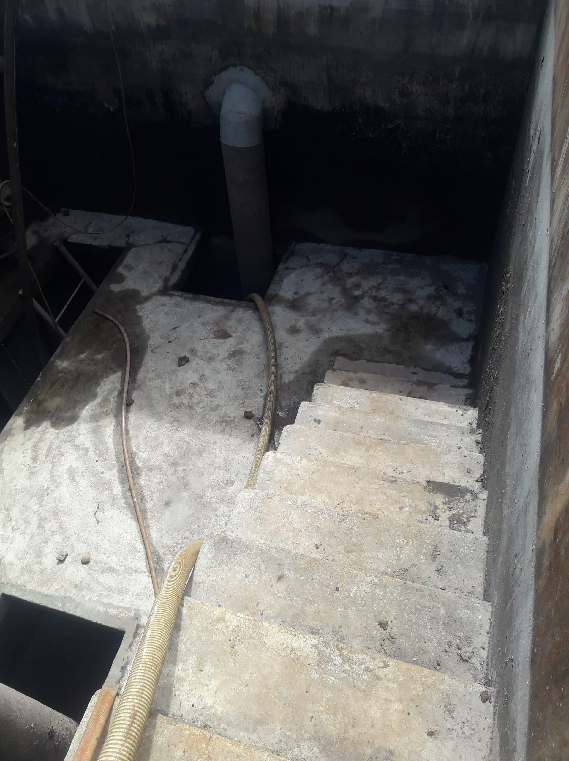 hút hầm cầu thị xã Ayun Pa