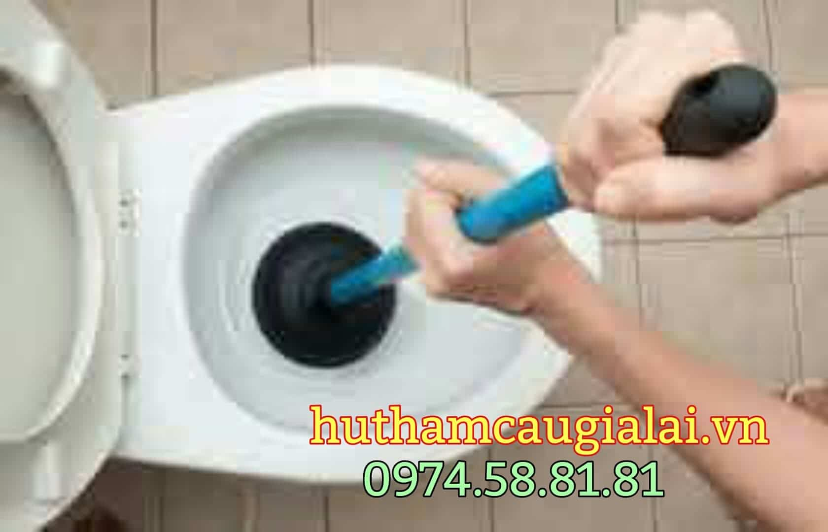 bồn rửa chén bị nghẹt